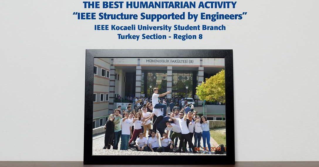 IEEE Day'de Türkiye'den Çifte Başarı